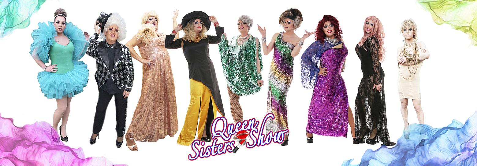 Drag Queen Sisters Show con Simona Sventura